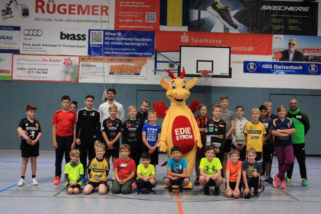 Handball-Jugendcamp2020